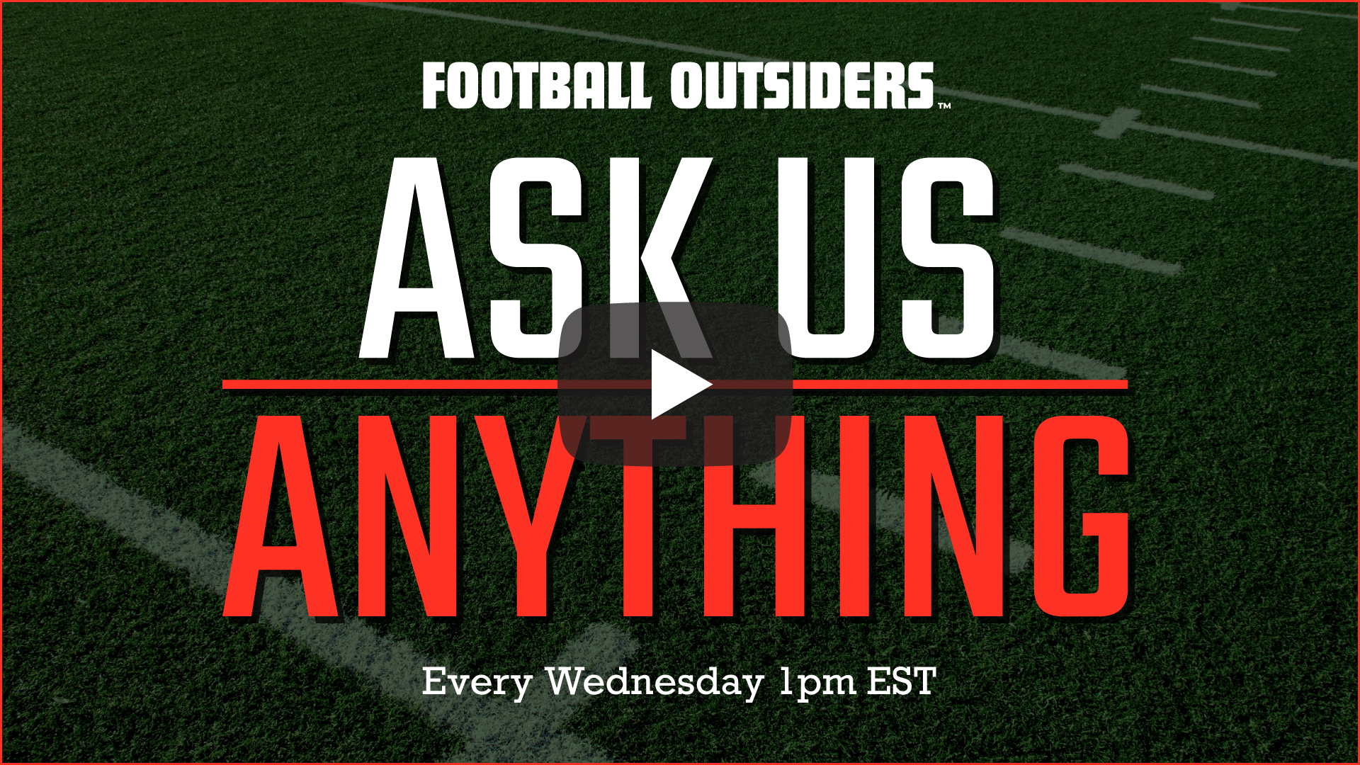 NFL Week 8 AMA with Cale Clinton