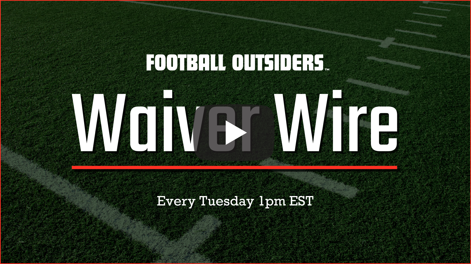 NFL Week 8 Fantasy FAB Bids with FO's Derrik Klassen