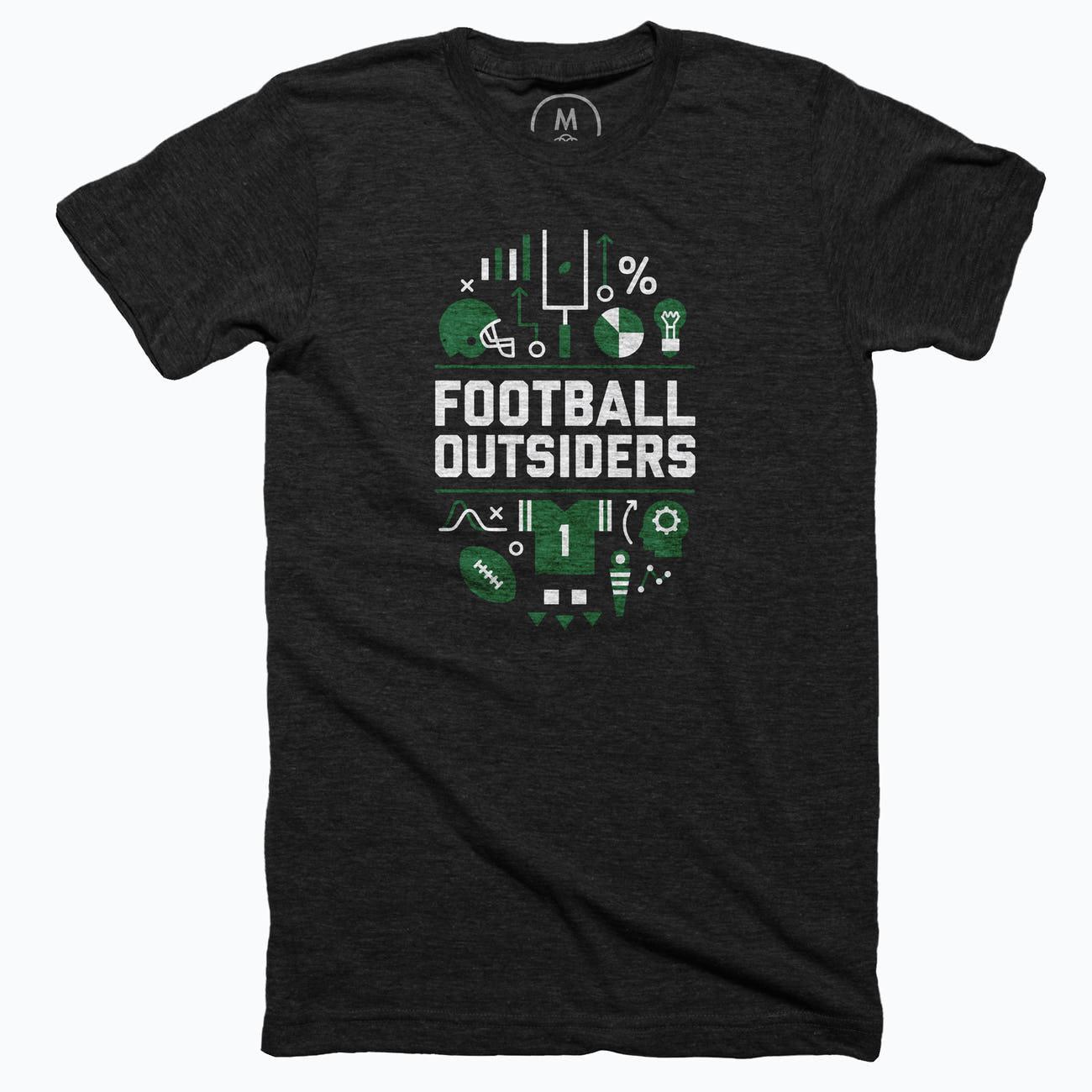 Football Outsiders Tshirt