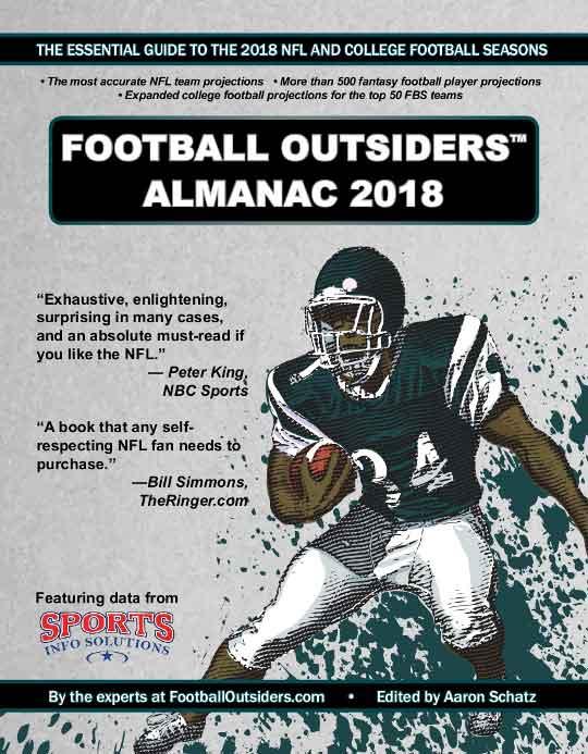 Football Outsiders Almanac 2018