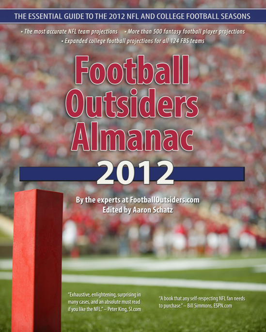 Football Outsiders Almanac 2012