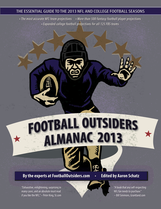 Football Outsiders Almanac 2013